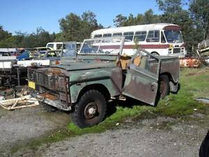 1965 SERIES 11A LAND ROVER, wrecking or sell complete Winnaleah Dorset Area Preview