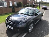AUDI TT 1.8T 180bhp SWAP 5 DOOR CAR OF SIMILAR VALUE OR SELL £1595