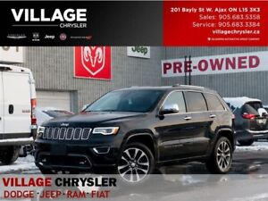 2017 Jeep Grand Cherokee Overland Safety/Tech DVD Tow Panoroof R