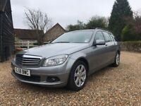 Mercedes C200 Kompressor Station Wagon in great conditions