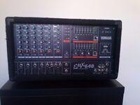 Yamaha EMX 640 Mixer & Amplifier
