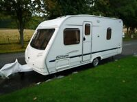 2005 Sterling Europa 470 *Fixed Bed*