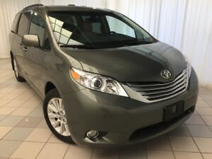 2012 Toyota Sienna Limited AWD, 1 owner !!