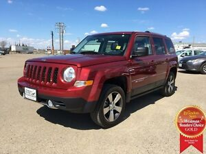 2016 Jeep Patriot High Altitude 4WD *Heated Leather*