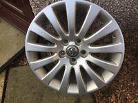 Vauxhall Insignia Elite Alloy Rim