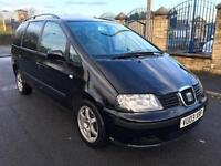 Seat Alhambra 2.0 S 5dr (7 seat) £550 p/x welcome