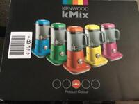 Kenwood kMix blender - brand new