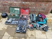Tools job lot spare or repair