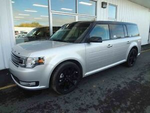 2016 FORD FLEX AWD SEL/AWD/nav/Toit/Cuir/Bluetooth/Cruise