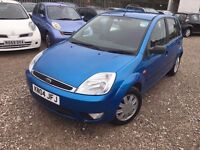 Ford Fiesta 1.6 Ghia 5dr,MOT TILL FEB 18 . HPI CLEAR. AUTOMATIC. GOOD CONDITION. P/X WELCOME