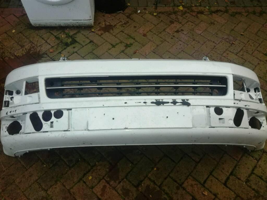 VW T5 face lift front bumper