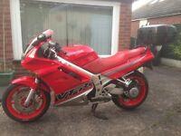 1993 Honda VFR750 Motorbike