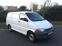 TOYOTA HIACE 2.4 GS POWER VAN ONE OWNER EXCELLENT CONDITION