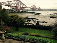 4 Bedroom House To Rent With Spectacular Views. North Queensferry. Edinburgh 20 mins.