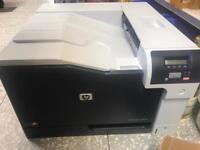 HP LaserJet CP5225 Workgroup Laser Printer