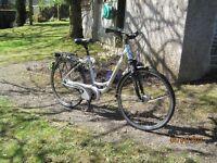 E-Bike Kalkhoff Agattu 49cm Stepthru