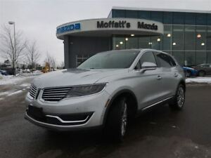 2016 Lincoln Reserve AWD RESERVE AWD, LEATHER, PANO ROOF, GPS/NA