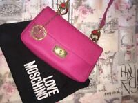 Love Moshino Pink Bag