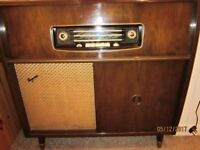 Ferguson Vintage Valve Radiogram