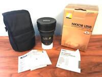 Nikon 14-24mm f2.8 Wide Angle Lens