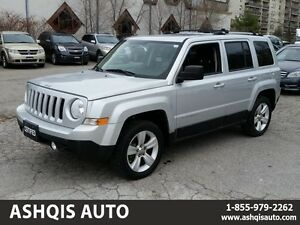 2011 Jeep Patriot Limited 4x4 No Accident 1 Owner