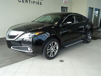 2011 Acura ZDX Technology Package , Certifie Acura , Navigation