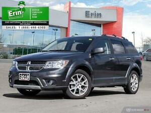 2018 Dodge Journey GT l AWD l NAV l DVD l SUNROOF