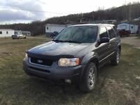 2004 Ford Escape for Sale!