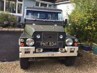 Land Rover, 1969, 2800 (cc)