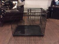 """Ellie Bo 30"""" dog crate (ideal for puppies)"""