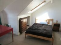 Bright room available in spacious 4 -bed house share. £325 p/m including council tax