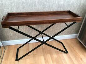 John Lewis console table