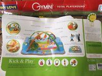 Tiny Love Gymini Kick and Play Activity Mat