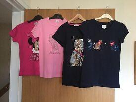 Girls clothing bundle - Age 11/12 (13 items)