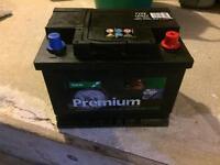 Lucas premium 027 car battery 60 amp