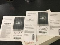 2 Drake standing 20th march o2 London