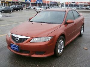 "2004 Mazda MAZDA6 4dr Sdn s Auto V6, BEING SOLD ""AS-IS"""
