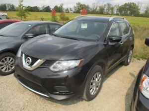 2015 Nissan Rogue S REAR CAMERA! BLUETOOTH! CRUISE CONTROL! POWE
