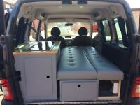 Peugeot Partner / Citroen Berlingo Micro Camper Van New Conversion DVLA approved