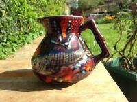 Staffordshire Pottery -Milk Jug