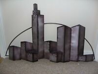 NEW YORK SKYLINE WALL ART