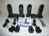 BT7610 TELEPHONE/ANSWERING MACHINE
