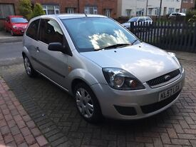 2007 ford fiesta 16v style automatic