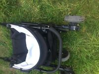 Good working order clean pushchair for sale at £40.00 cash