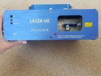 Laser UK DJ Colours