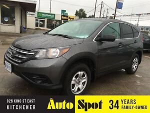 2014 Honda CR-V LX/CLEAROUT!/PRICED FOR AN IMMEDIATE SALE! Kitchener / Waterloo Kitchener Area image 1