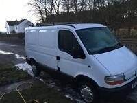 Renault Master 2.2td years not winter serviced