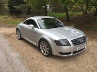 2003 Audi tt Quattro