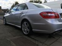 E class 250 AMG style Diesel