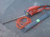 POWERFUL FLYMO EASICUT 6000XT HEDGE TRIMMER